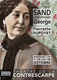 Sand prénommée George