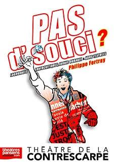 PAS D'SOUCI ? CHRISTINE ANGOISSE N'A PAS D'SOUCI !