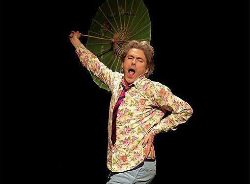 """Philippe Fertray dans """"Pas d'souci"""", au Théâtre de la Contrescarpe"""