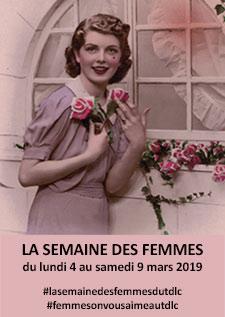 La semaine des femmes