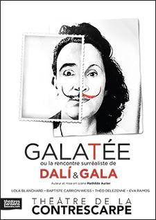 Galatée ou la rencontre surréaliste de Dalí et Gala