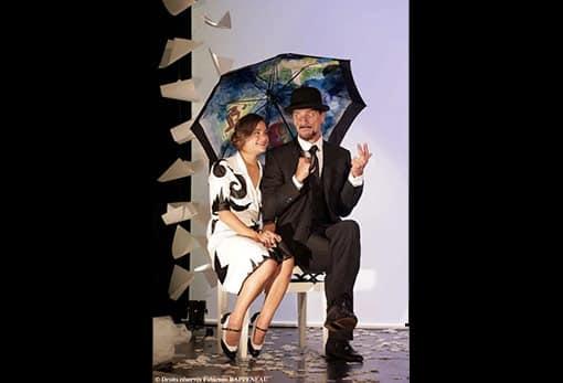 """""""Je m'appelle Erik Satie comme tout le monde"""", fiction magnifique au Théâtre de la Contrescarpe"""