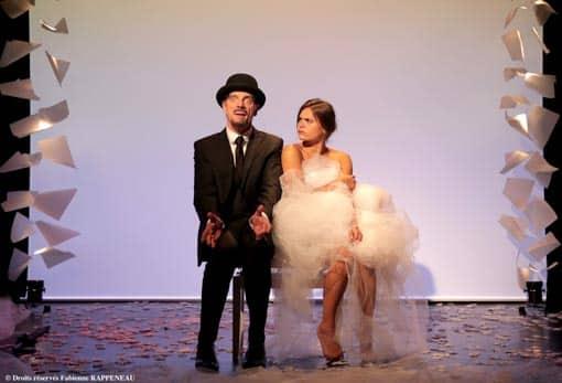 """""""Je m'appelle Erik Satie"""", merveilleux spectacle au théâtre de la contrescarpe"""